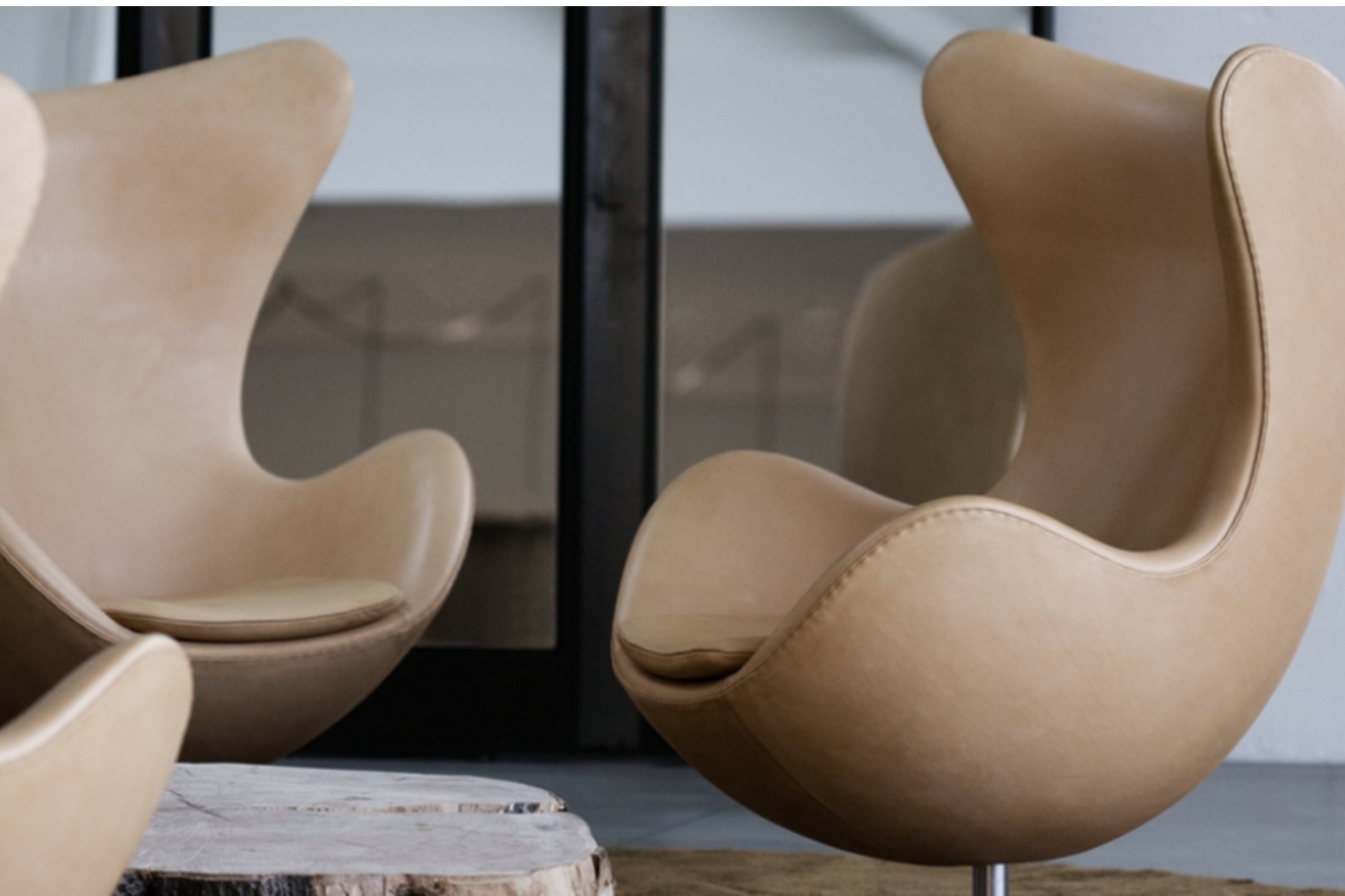 Arne Jacobsen ægget